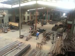 Kinesisk fabrik - Import Kina