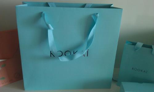 Exempel på förpackning från Importkina.se
