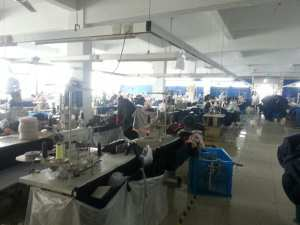 A factory that is inspected by Importkina.se