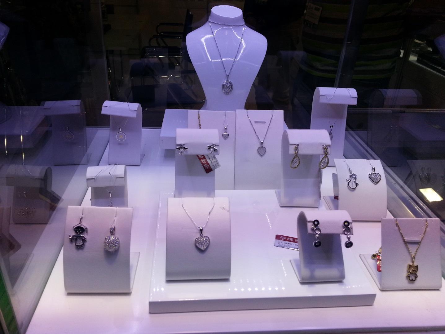 Exempel på smycken från importkina.se